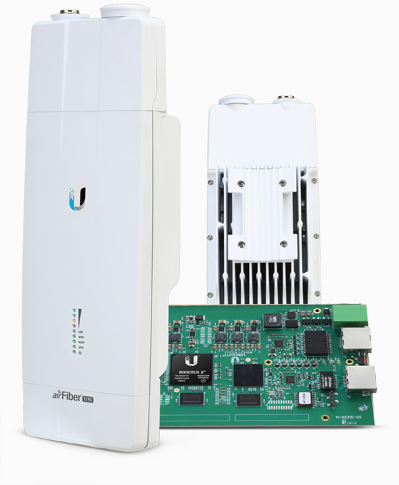 Ubiquiti airFiber 11FX Full-Duplex High-Band