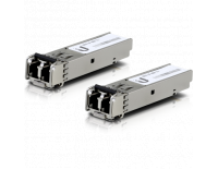 Оптические модули Ubiquiti UF-MM-1G Модуль SFP, U Fiber, Multi-Mode Module, 1G, 2-Pack