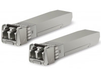 Оптические модули Ubiquiti UF-MM-10G Модуль SFP+, U Fiber, Multi-Mode Module, 10G, 2-Pack